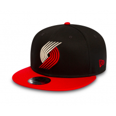 NBA Portland Trail Blazers Team 9Fifty Adjustable Snapback Cap