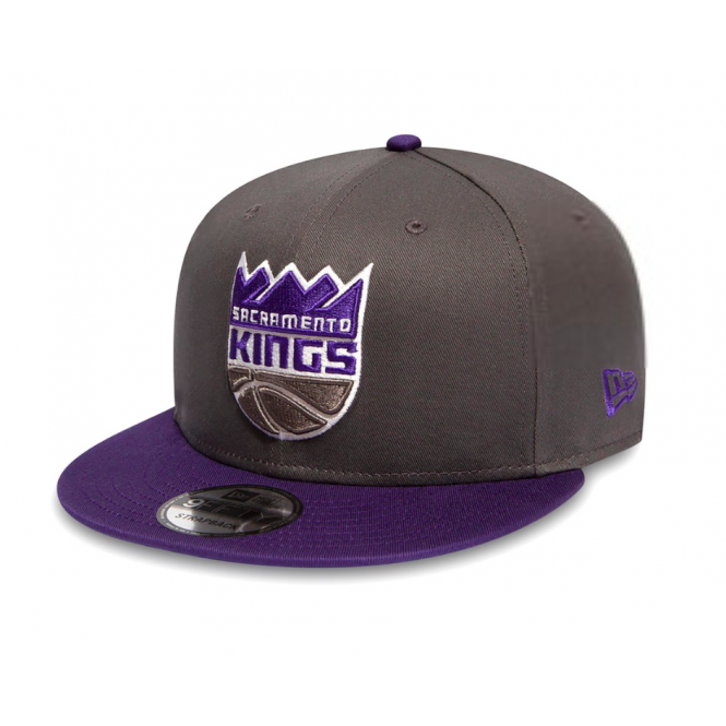 New Era NBA Sacramento Kings Team 9Fifty Adjustable Snapback Cap