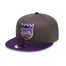 NBA Sacramento Kings Team 9Fifty Adjustable Snapback Cap