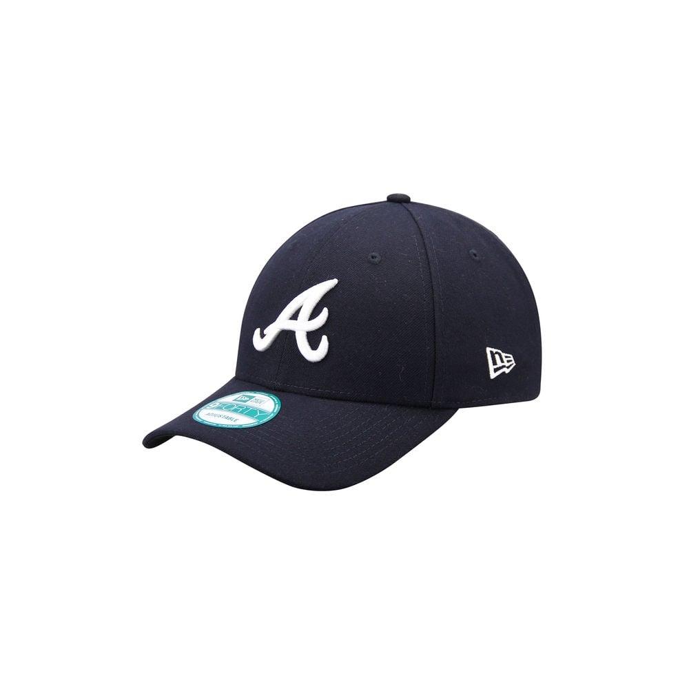 db8372f64d5 New Era MLB Atlanta Braves Child The League 9Forty Adjustable Cap ...