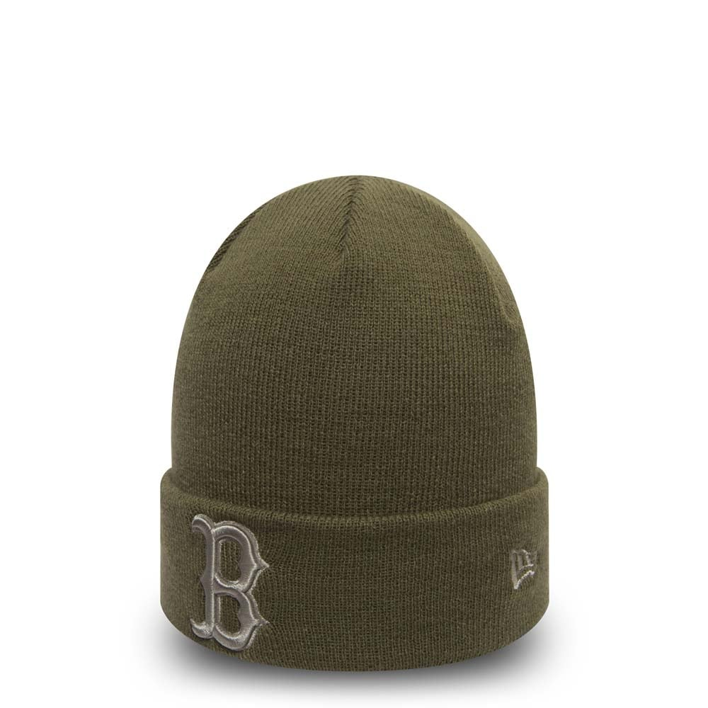 617fd58b0 MLB Boston Red Sox Essential Cuff Knit