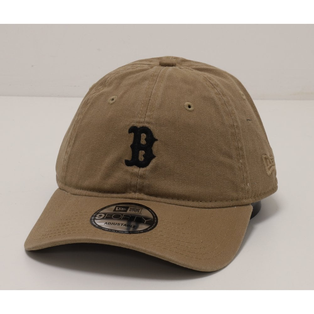 859190c8 New Era MLB Boston Red Sox Unstructured 9Forty Adjustable Cap ...