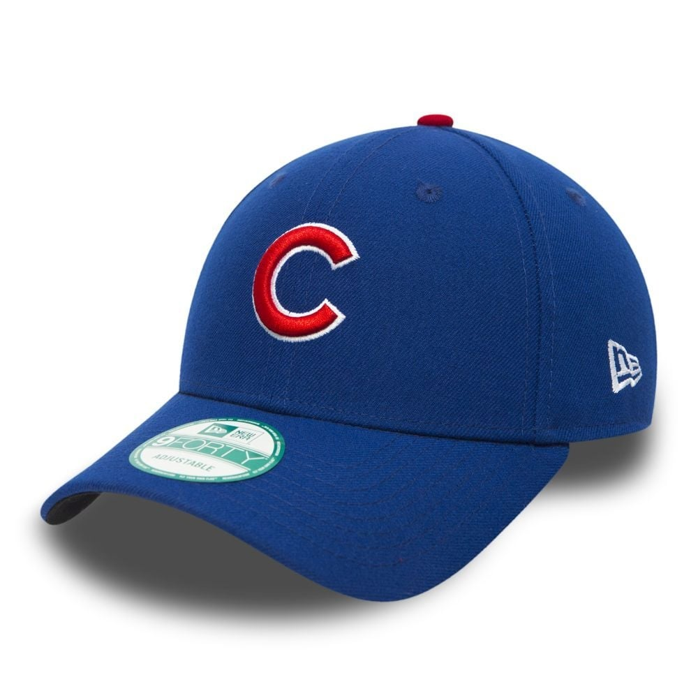 0235125f02d New Era MLB Chicago Cubs The League 9Forty Adjustable Cap - Headwear ...