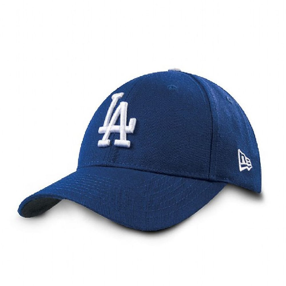 New Era MLB Los Angeles Dodgers Youth The League 9Forty Adjustable ... 1d75ee7abf5