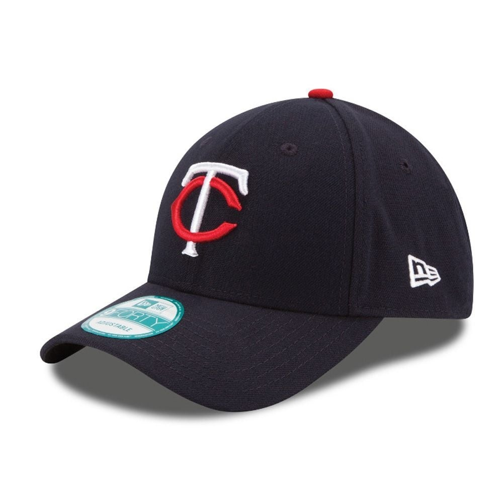 a2fd0d1e2e6149 New Era MLB Minnesota Twins The League 9Forty Adjustable Cap ...
