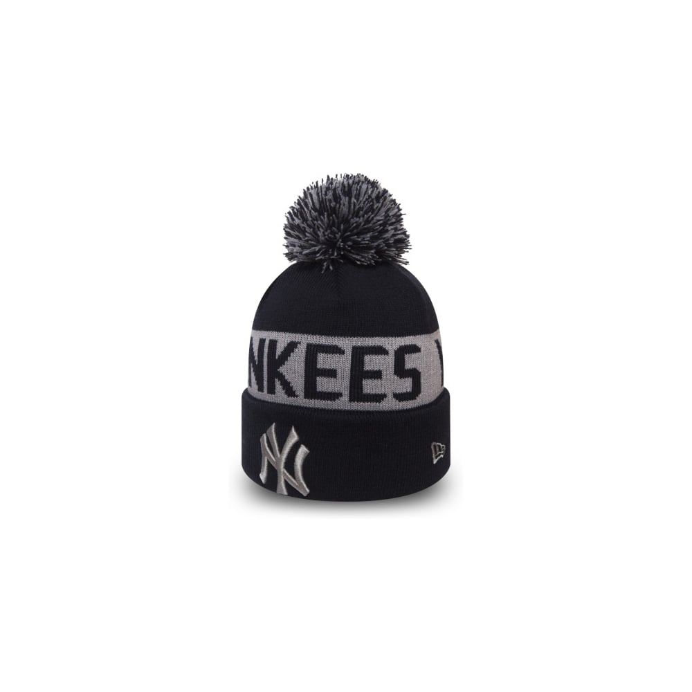 New Era MLB New York Yankees Team Tonal Knit - Headwear from USA ... ff216ef7df6e
