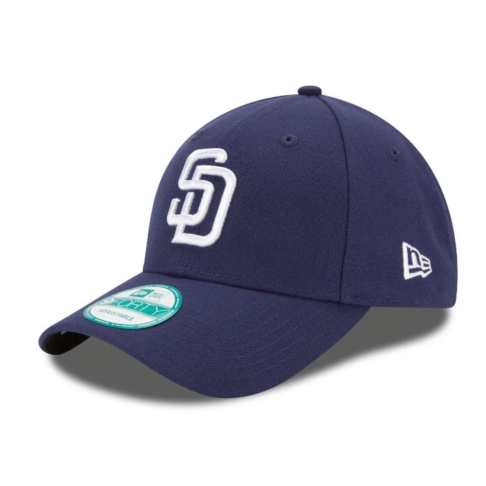 reputable site c2038 8154b italy mlb san diego padres the league 9forty adjustable cap 38645 4ba07