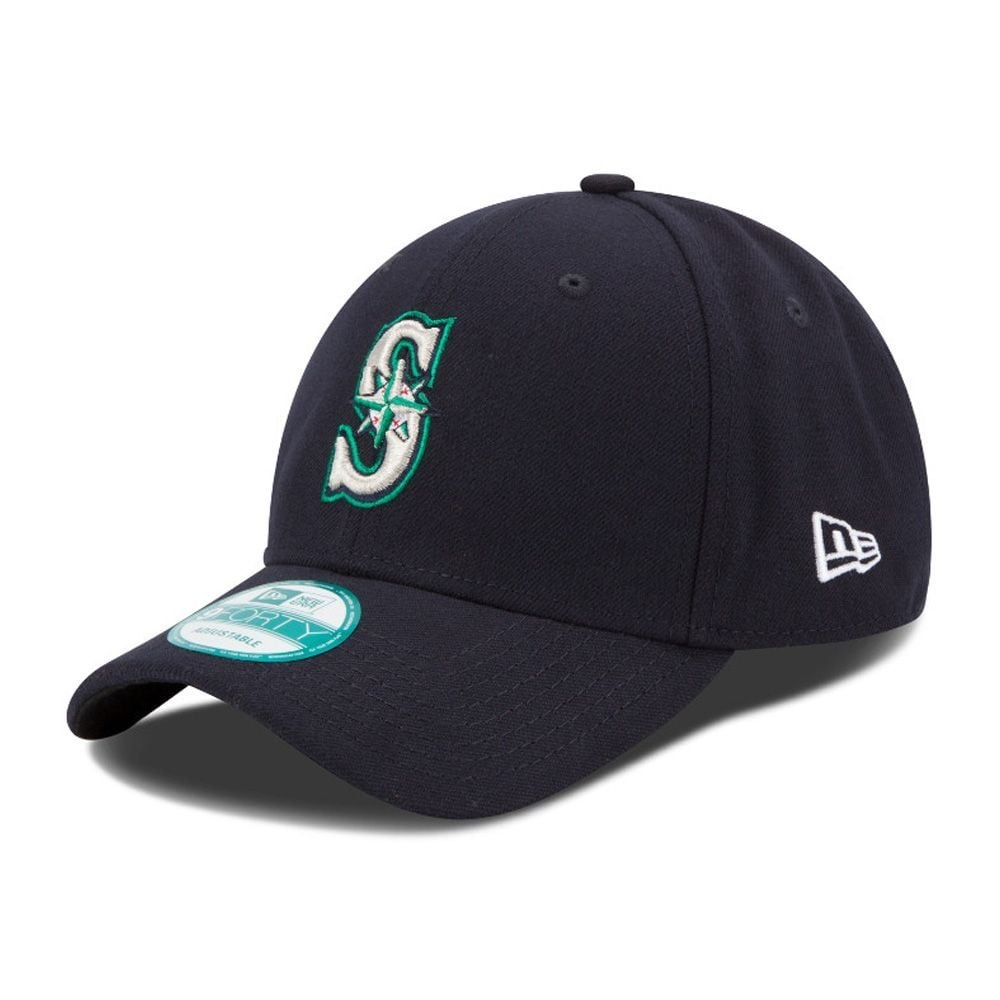 huge selection of 4d587 119e0 MLB Seattle Mariners The League 9Forty Adjustable Cap
