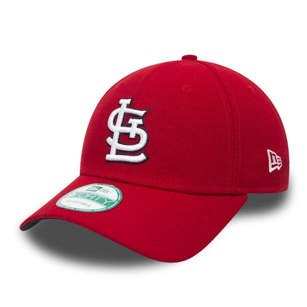 New Era MLB St. Louis Cardinals The League 9Forty Adjustable Cap ... 96202fe124db