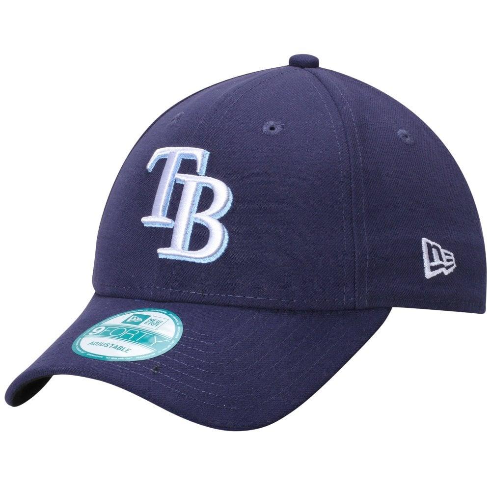 1e289fa4aaec4 New Era MLB Tampa Bay Rays The League 9Forty Adjustable Cap ...