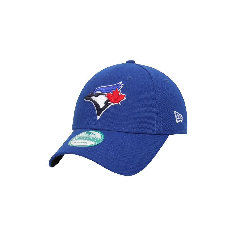 buy popular 7f3f5 4f85a ... sale mlb toronto blue jays the league 9forty adjustable cap 7543f adea1