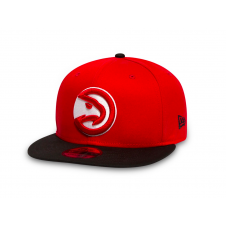 NBA Atlanta Hawks Team 9Fifty Adjustable Snapback Cap