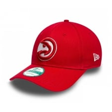 NBA Atlanta Hawks Team 9Forty Adjustable Cap