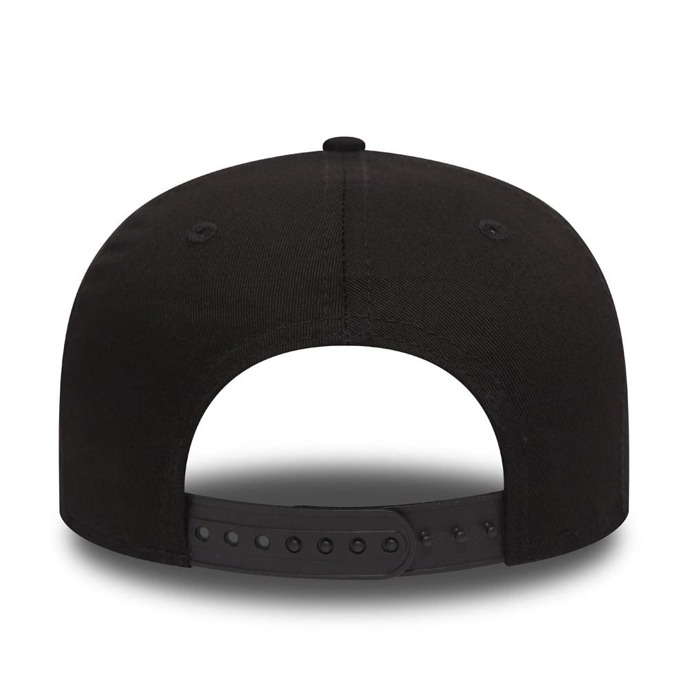 2ac2a6ed886 New Era NBA Boston Celtics Black Base 9Fifty Snapback Cap - Headwear ...