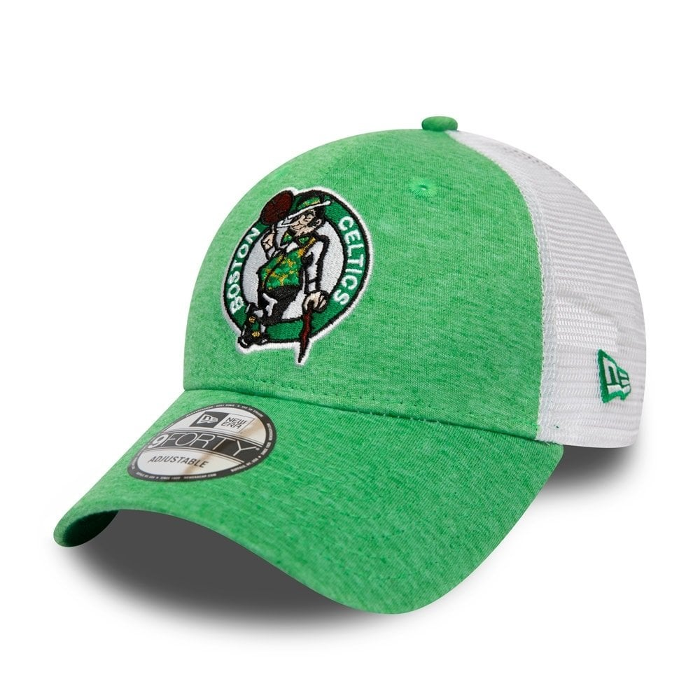 72f7642c2c186b New Era NBA Boston Celtics Home Field Youth 9Forty Adjustable Cap ...