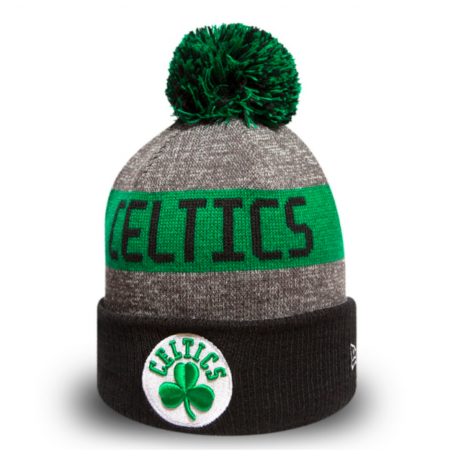 New Era NBA Boston Celtics Team Colour Knit