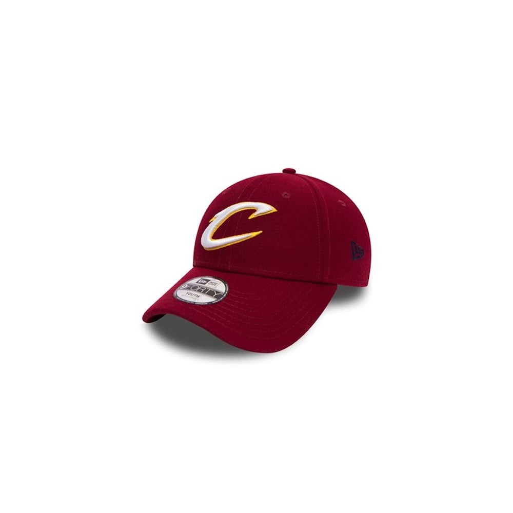 ff5cc8aa3668e4 New Era NBA Cleveland Cavaliers Child The League 9Forty Adjustable ...