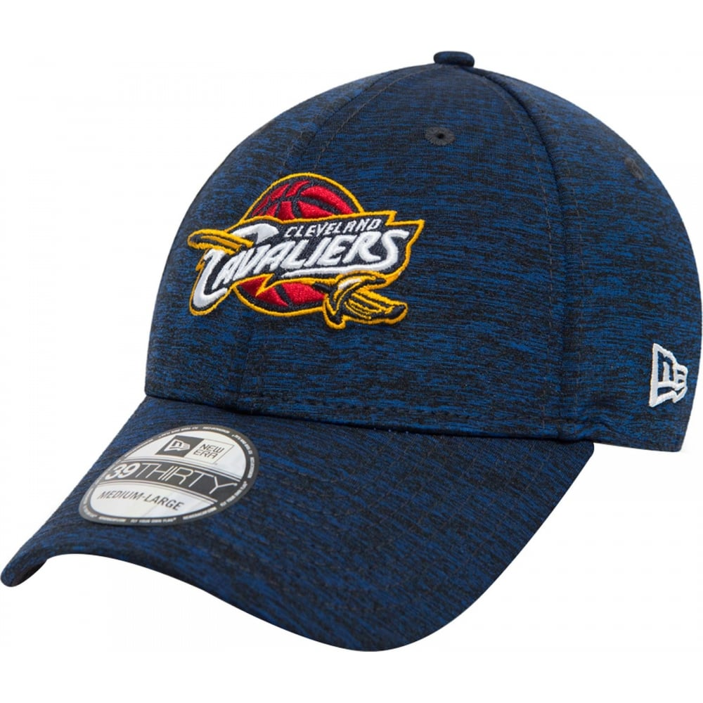 new product be22c 0bc30 NBA Cleveland Cavaliers Space Dye 39Thirty Stretch Fit Cap