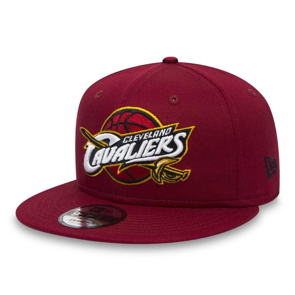 434a19f3f5d New Era NBA Cleveland Cavaliers Team Classic 9Fifty Snapback Cap ...