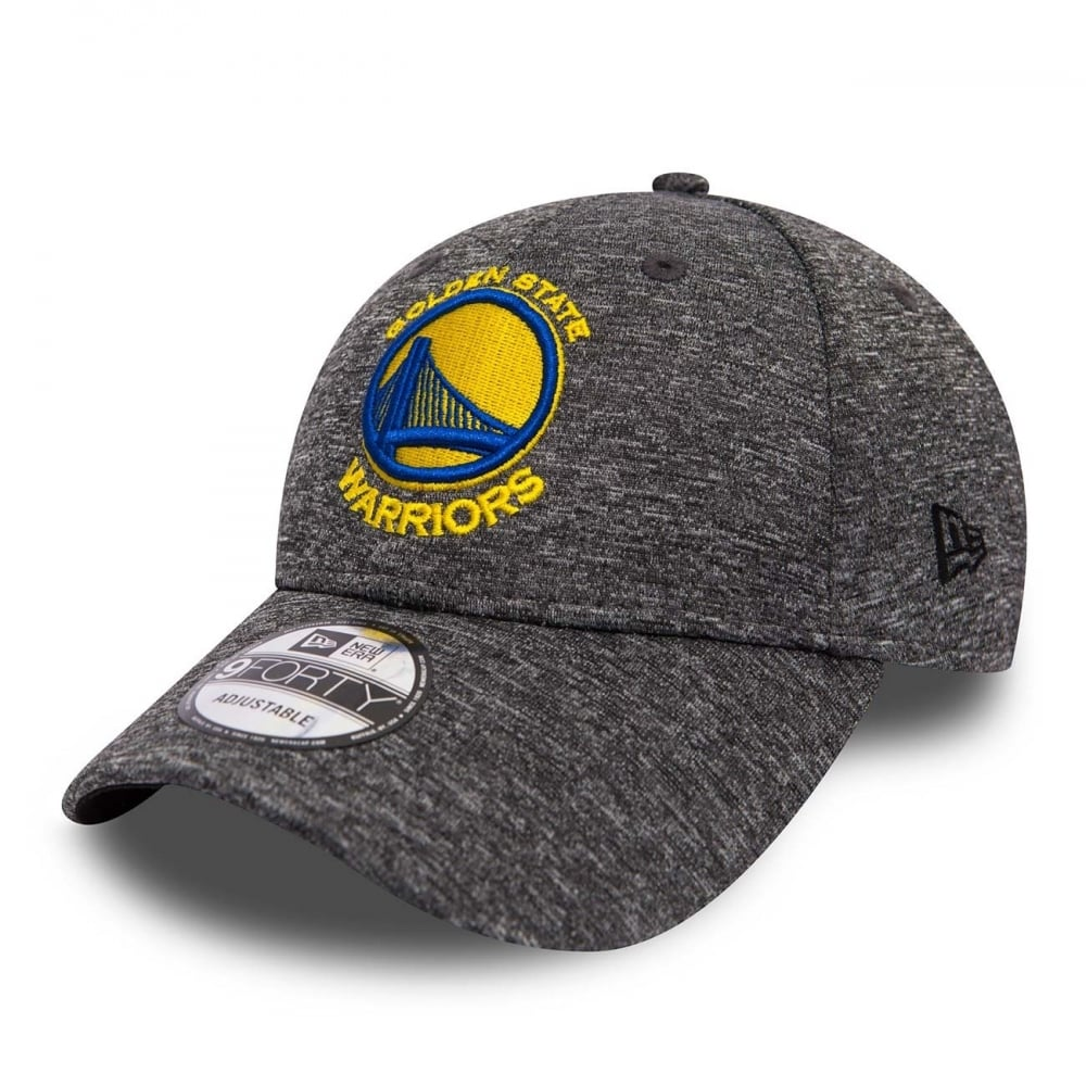 New Era NBA Golden State Warriors Shadow Tech Graphite 9Forty Cap ... 6c38c143bd6