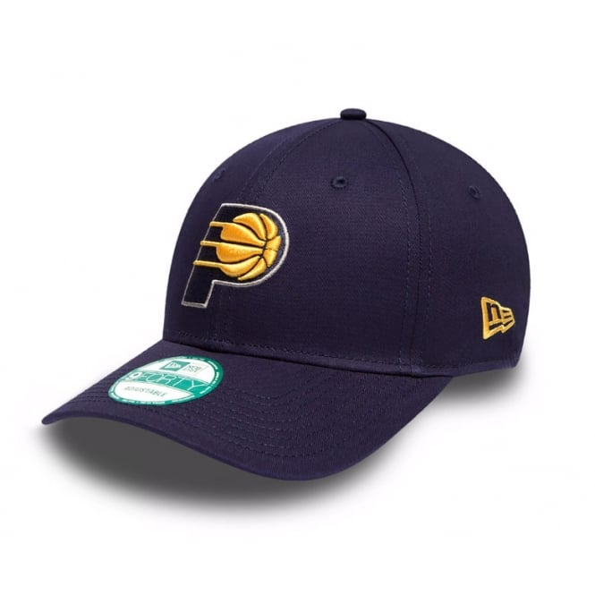 New Era NBA Indiana Pacers Team 9Forty Adjustable Cap