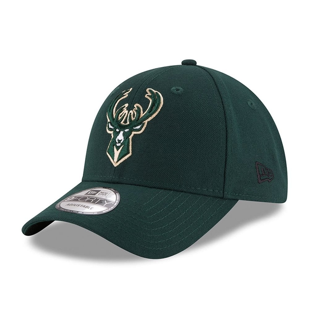 buy popular e40e9 938e6 NBA Milwaukee Bucks The League 9Forty Adjustable Cap