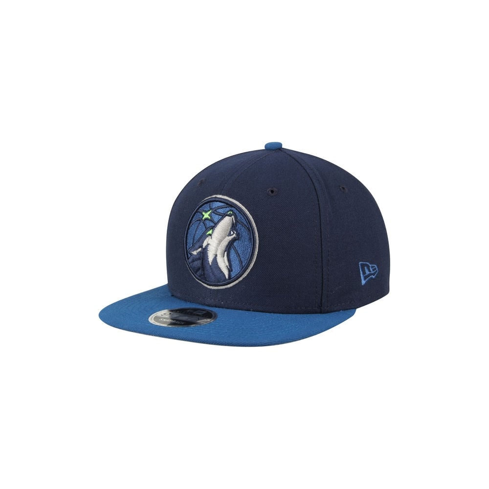 b0475270 New Era NBA Minnesota Timberwolves Team 9Fifty Adjustable Snapback ...