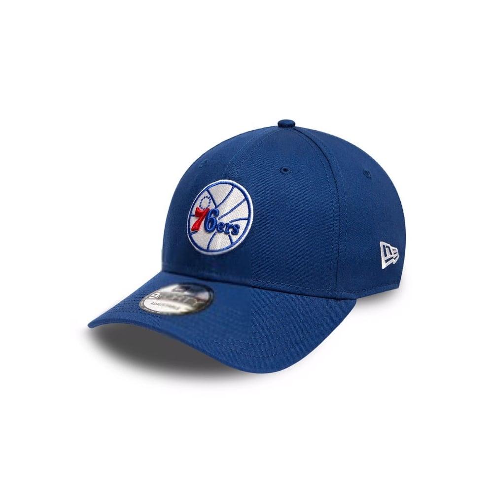 timeless design fb922 c1daf NBA Philadelphia 76ers Team 9Forty Adjustable Cap