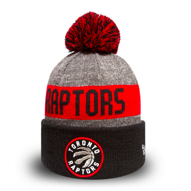 New Era NBA Toronto Raptors Team Colour Knit