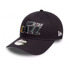 NBA Utah Jazz Team 9Forty Adjustable Cap