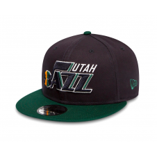 NBA Utah Jazz Team 9Fifty Adjustable Snapback Cap