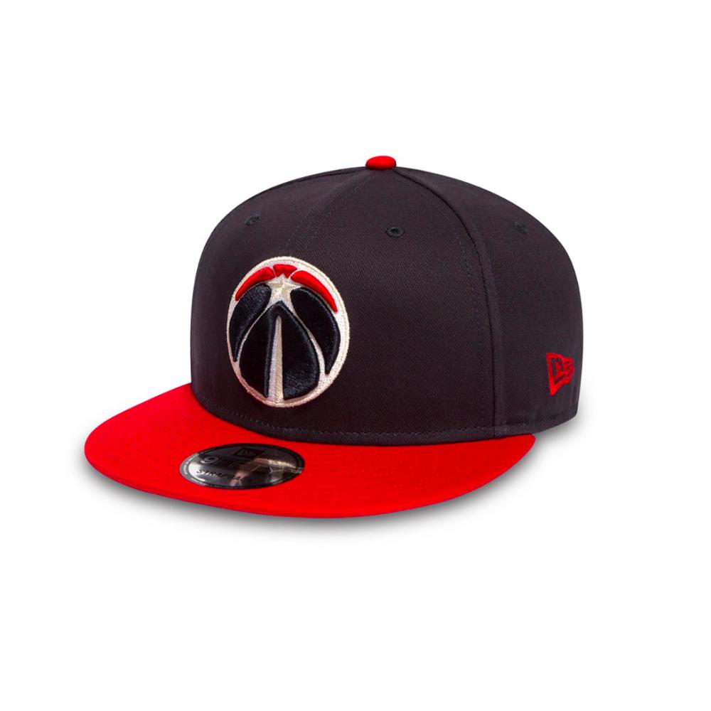 New Era NBA Washington Wizards Team 9Fifty Adjustable Snapback Cap ... 7f10d63fca4