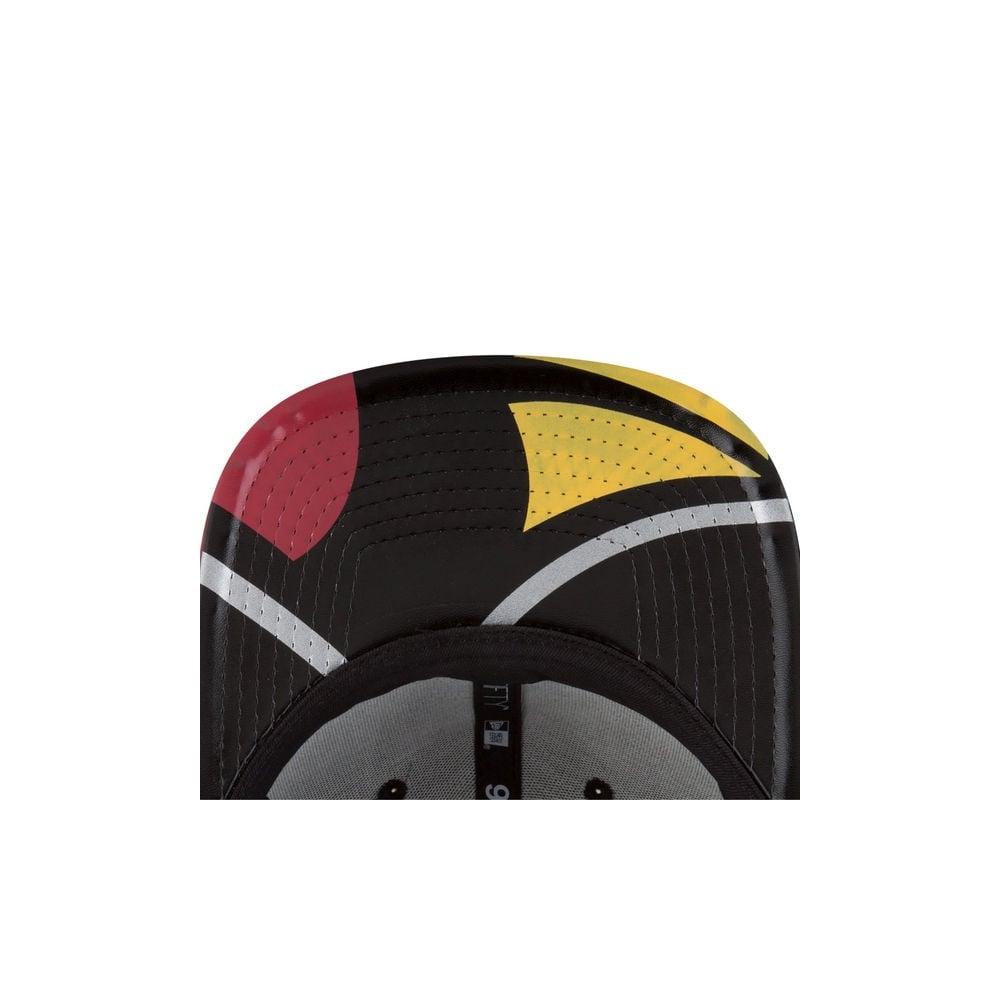 New Era NFL Arizona Cardinals 2017 Draft 9Fifty Snapback Cap - Teams ... 75ab2a18eaff