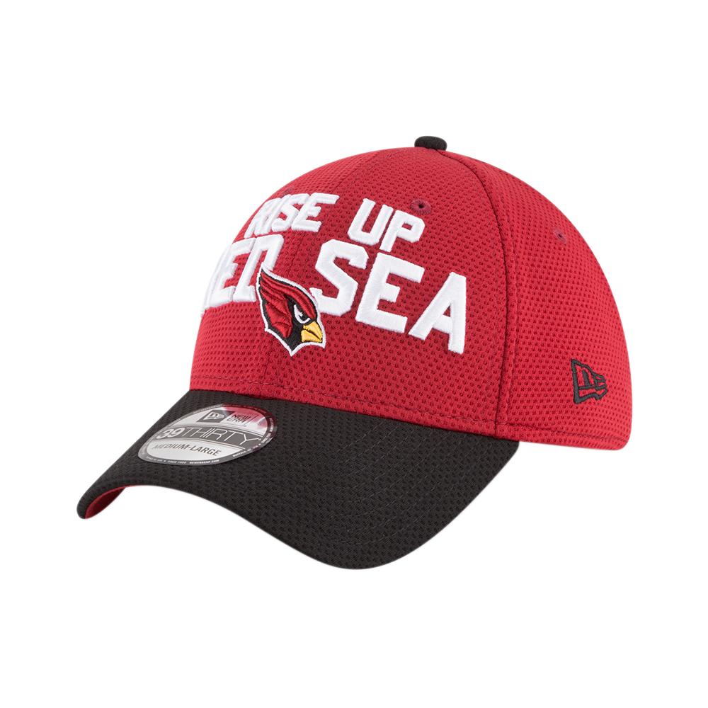 buy online 68b99 dd7a6 ... where can i buy nfl arizona cardinals 2018 draft spotlight 39thirty cap  5de67 88c1d