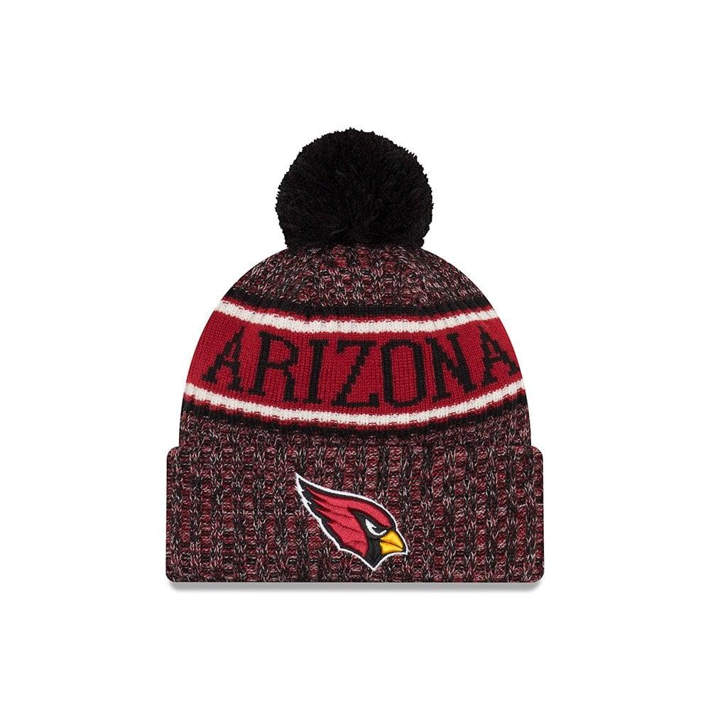 New Era NFL Arizona Cardinals 2018 Sideline Reverse Sport Knit ... 6adc7dd6dd6