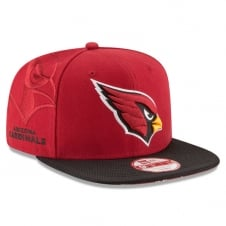 NFL Arizona Cardinals 9Fifty Sideline Snapback Cap