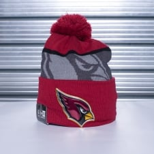 NFL Arizona Cardinals Gold Collection Pom Knit
