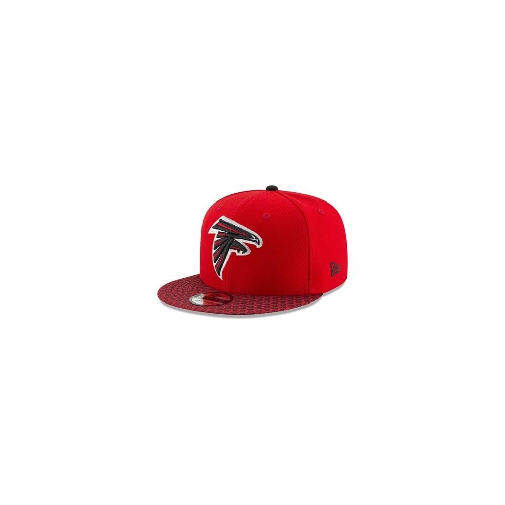 c7fed8f83 New Era NFL Atlanta Falcons 2017 Sideline 9Fifty Snapback Cap ...