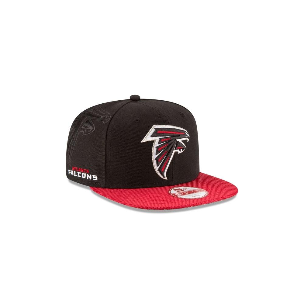 99cf2b675 New Era NFL Atlanta Falcons 9Fifty Sideline Snapback Cap - Teams ...