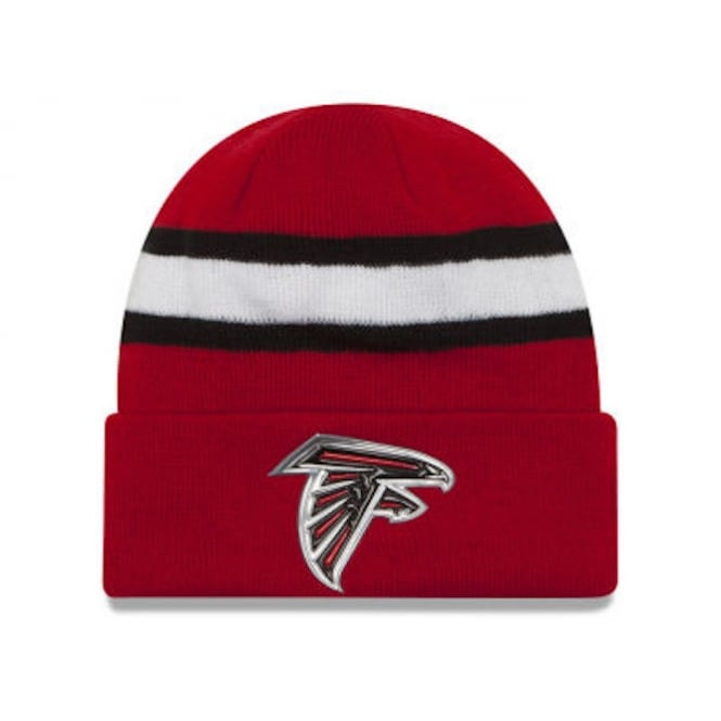 New Era NFL Atlanta Falcons Colour Rush On Field Cuffed Knit