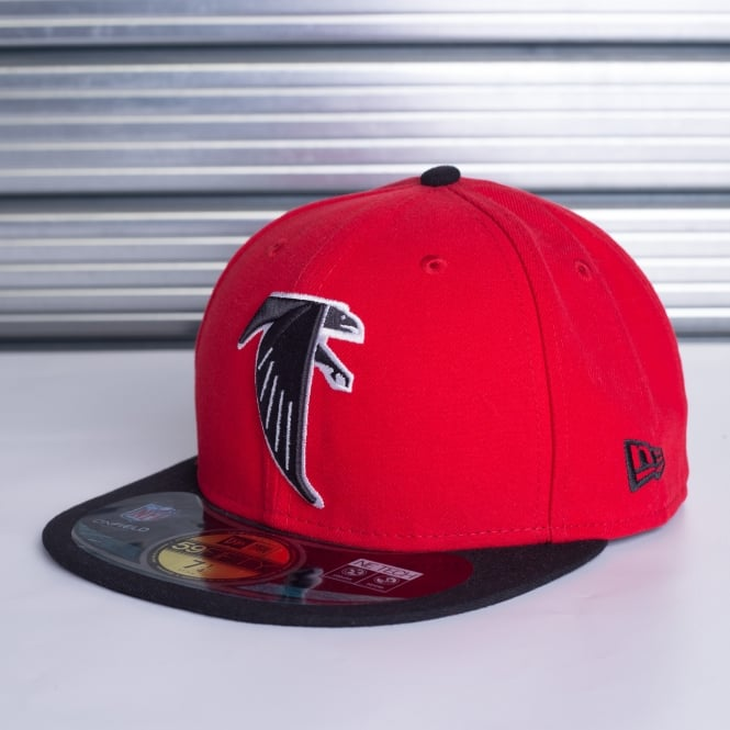 New Era NFL Atlanta Falcons On Field 59Fifty Cap