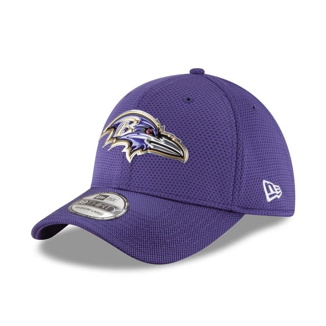 New Era NFL Baltimore Ravens 39Thirty Colour Rush On Field Cap