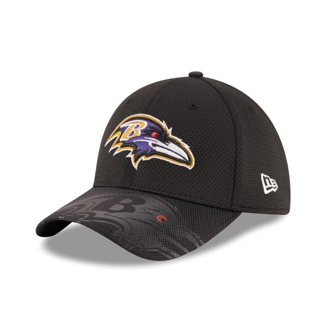 New Era NFL Baltimore Ravens 39Thirty Sideline Cap