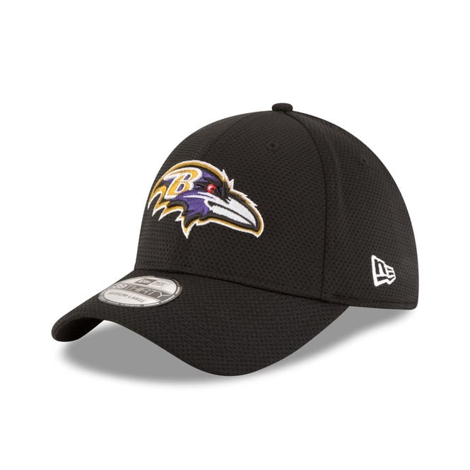 New Era NFL Baltimore Ravens 39Thirty Sideline Tech Cap