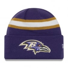 NFL Baltimore Ravens Colour Rush On Field Cuffed Knit