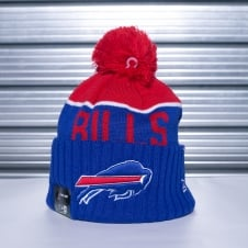 NFL Buffalo Bills 2015 On Field Sport Knit with Pom