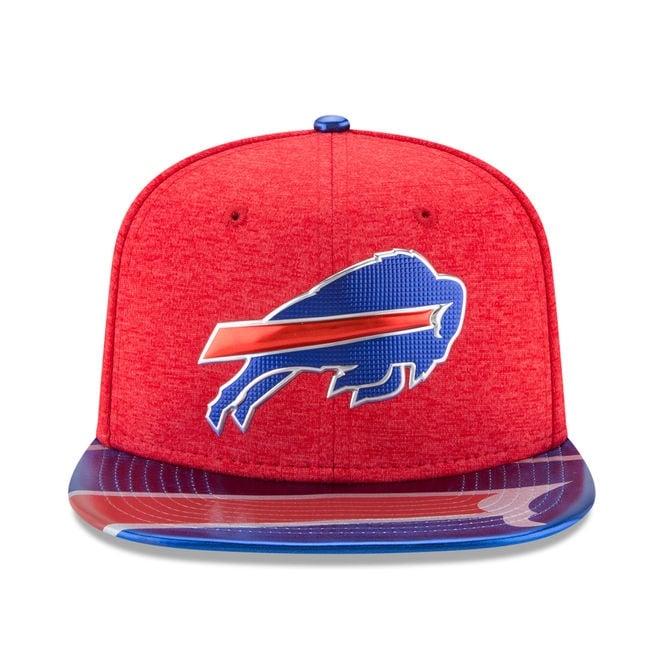 f716dfc3be884 New Era NFL Buffalo Bills 2017 Draft 9Fifty Snapback Cap - Teams ...
