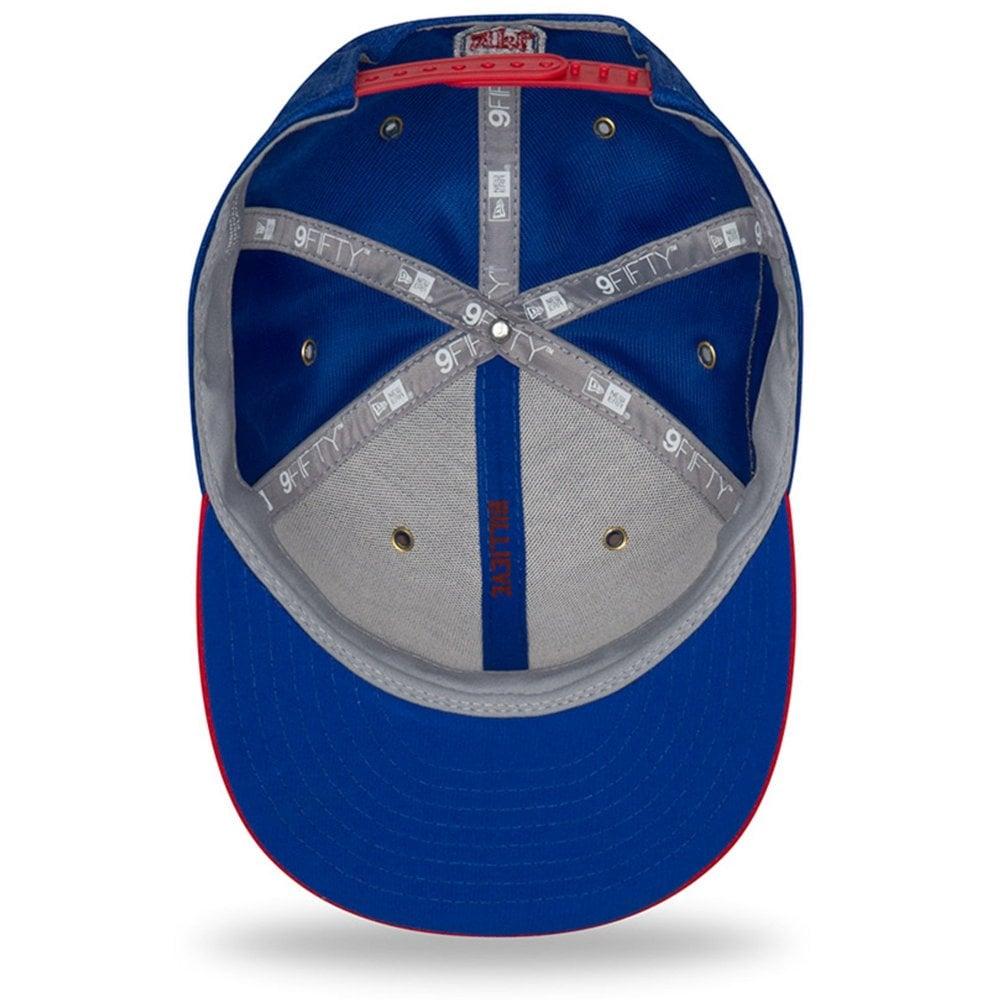 5b90d1f0d24bc8 New Era NFL Buffalo Bills 2018 Sideline 9Fifty Snapback - Headwear ...
