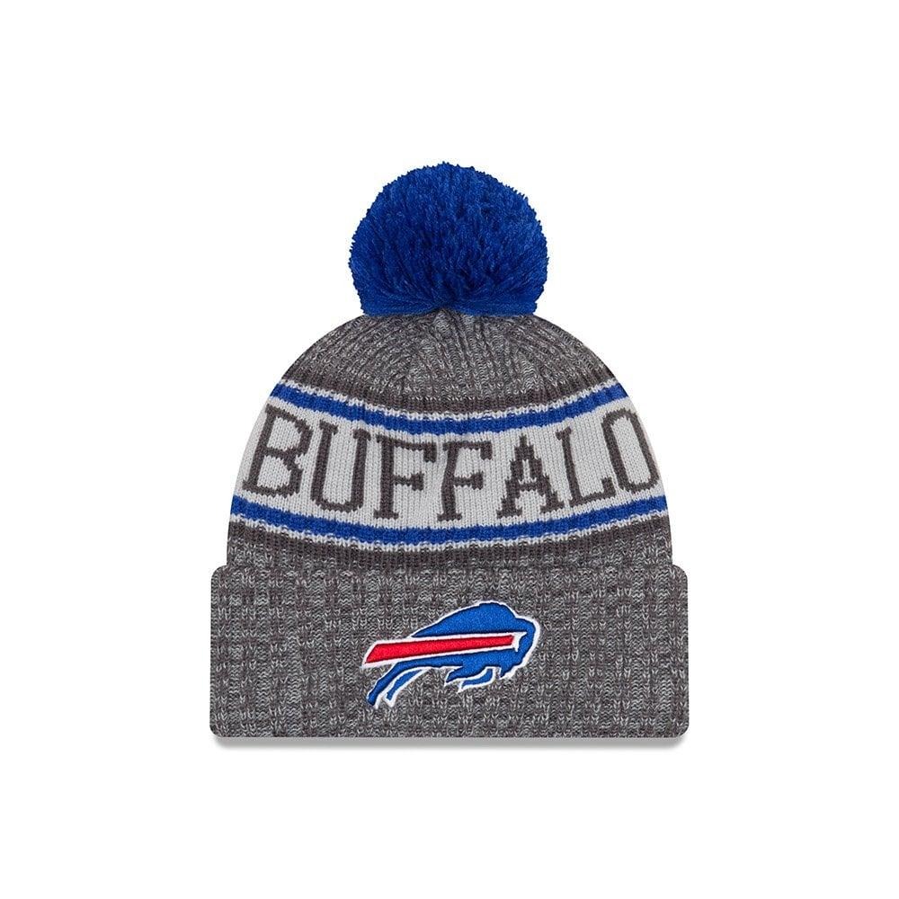 79423424884 New Era NFL Buffalo Bills 2018 Sideline Graphite Sport Knit - Teams ...