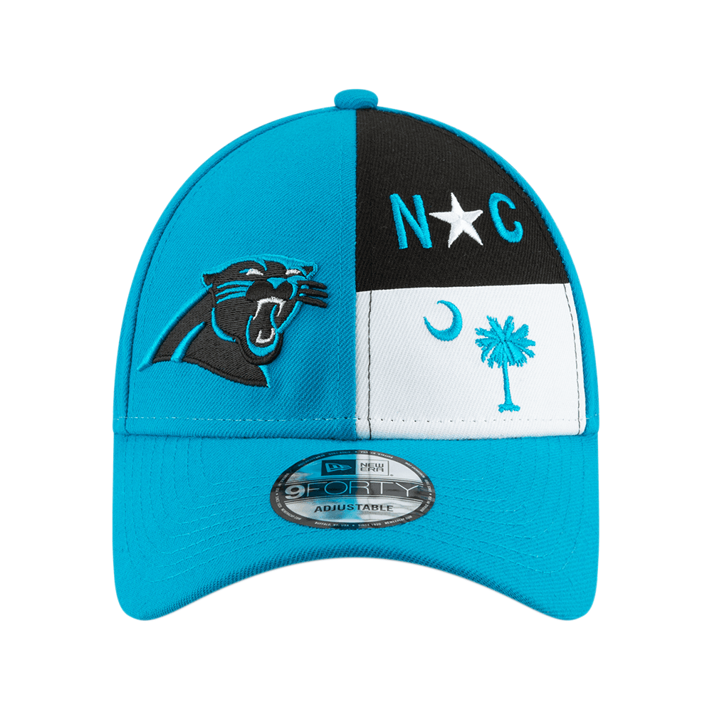 eda0d297f NFL Carolina Panthers 2019 Draft 9Forty Adjustable Cap